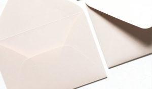Briefumschläge erstellen lassen